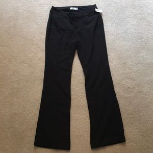 Women's Black Dress Pants